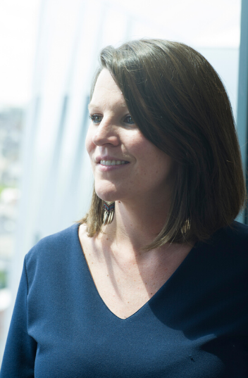 Audrey Geffriaud, avocate en droit social à Rennes