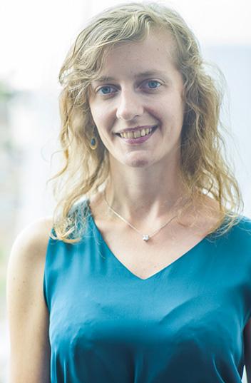 Marie Biger, juriste au cabinet Avel avocats à Rennes