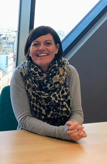 Françoise Leray, assistante juridique au cabinet Avel avocats